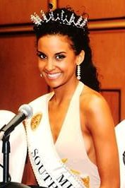 Tansey Coetzee from Eldoradopark won Miss South Africa in 2007.